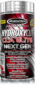 hydroxycut next gen weight