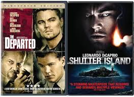 Amazon.com: The Departed & Shutter Island DVD 2 Pack Leonardo ...