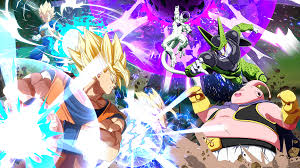 dragon ball z fighters wallpapers
