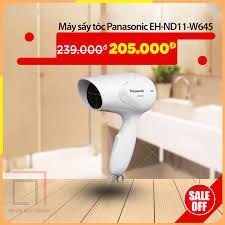 Máy sấy tóc Panasonic EH-ND11-W645 trắng – Nhân Đại Thành - Đại lý ...