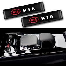 10pcs Car Decoration Stickers Logo 3d Emblem Badge Decal Sticker For Kia K3 K5 Optima Rio Forte Ceed Cerato Sorento Soul Et Cesyagwaaheya44