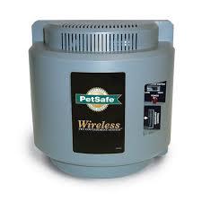 Petsafe Wireless Dog Fence Transmitter At Menards