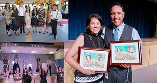 """SUSD Spring Roundtable honors principals at """"Old Hollywood"""" themed ..."""