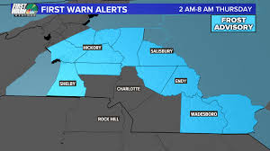 """Iisha Scott on Twitter: """"Bring your plants inside! A Frost Advisory will go  into effect overnight. Lows: middle to upper 30s… """""""
