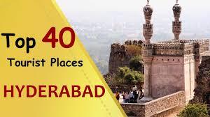40 tourist places hyderabad tourism