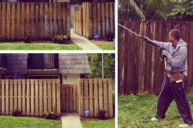 Wood Fence Pressure Wash A D Pressure Cleaning And Soft Washing