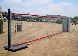 Mfs Modular Fence System Mifram Security