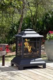 fire sense paa patio fireplace