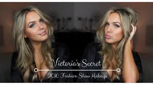 fashion show 2016 hair makeup tutorial