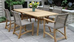 garden table and chair sets dining set