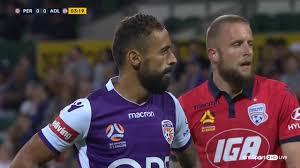Perth Glory VS Adelaide United live ...
