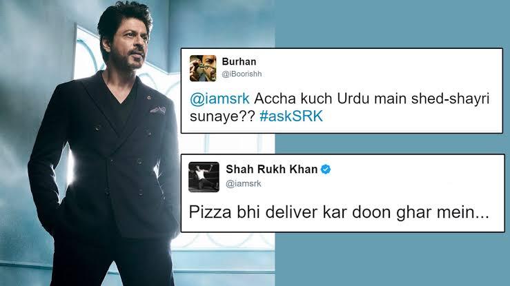 """Image result for Shahrukh Khan #ASKSRK"""""""
