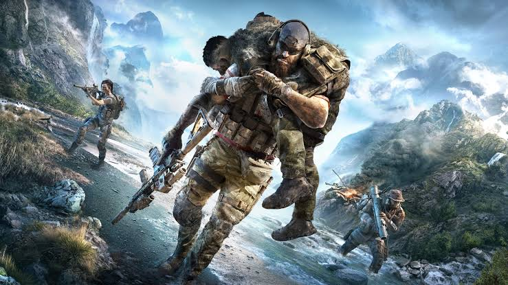 Image result for  Tom Clancy's Ghost Recon Breakpoint""