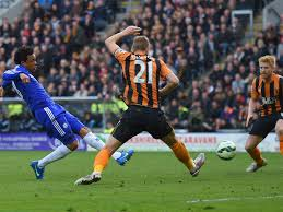 Hull City vs Chelsea match report: Sleepwalking Chelsea rescued by ...