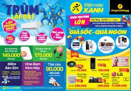 Khai trương siêu thị Điện máy XANH Đồng Văn, Hà Nam