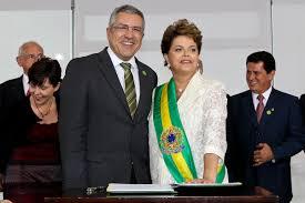 Presidenta Dilma Rousseff empossa o ministro da Saúde, Alexandre ...
