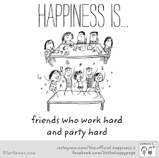 pin by l wallace on happiness is party hard quote