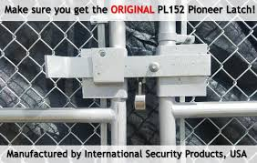 Chain Link Fence Gate Latch Pl 152
