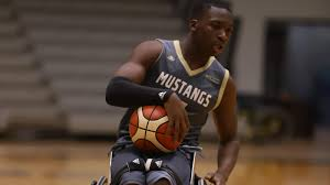 Walter Johnson - Wheelchair Basketball - SMSU Athletics