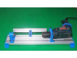 045 homemade mini power drills wood