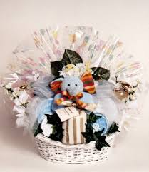 mommy and baby gift basket um