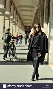 Market and Beauty Director, Sheena Smith, arriving at the Dior Fall Stock  Photo - Alamy