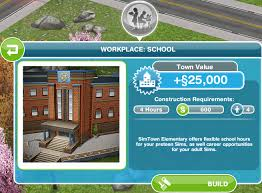 sims freeplay quests and tips careers