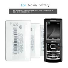 Mobile Phone Battery For Nokia 3610 ...