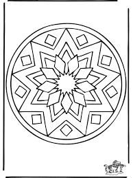 Mandala 39 Geo Mandala S