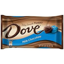 dove promises milk chocolate candy 8