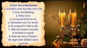 new year s resolutions schedule some fun time every day