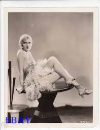 Evelyn Brent sexy leggy Broadway VINTAGE Photo | #1855402362