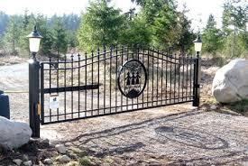 Driveway Gates Angie S List