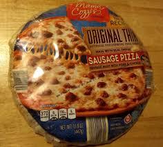 mama cozzi s original thin crust pizza