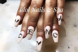 idol nails spa llc gift card
