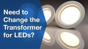 transformer for led lights