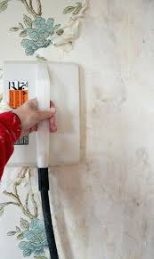 remove wallpaper border from drywall