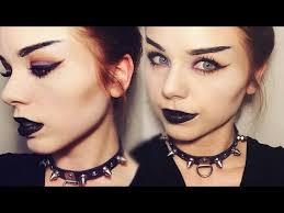 goth makeup tutorial you