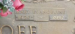 Mary Evangeline Murray Wycoff (1920-2007) - Find A Grave Memorial