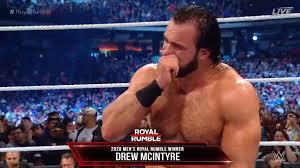 Royal rumble 2020 Drew McIntyre Wins Royal Rumble 2020 ...