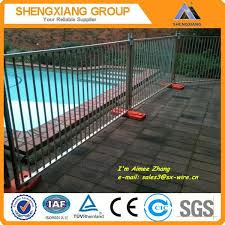 Temporary Swimming Pool Fence Temporary Fence Panels Hot Sale Movable Temporary Fence Iso9001 Factory Pool Fence Temporary Pool Fencing Pool Repair