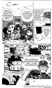 Doraemon bóng chày Chap 4 Next Chap 5 - NetTruyen