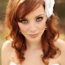 green eyes red hair google search