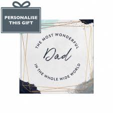 personalised father s day gifts from