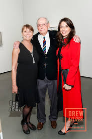 Twinka Thiebaud with Wayne Thibaud and Colleen Casey