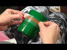 How To Apply Vinyl Decal To Yeti Cup Youtube