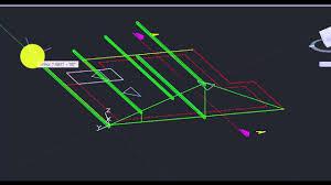 AUTOCAD 3D - Aula 07: Modelagem de uma pequena casa - Fazendo o ...