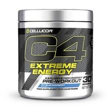 cellucor c4 extreme energy pre workout