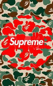 supreme live wallpaper wall