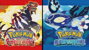 Pokemon Omega Ruby and Alpha Sapphire Download Free – What you ...